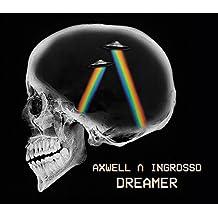 AXWELL Λ INGROSSO / DRΕΑΜΕR / EUROPEAN CD-SINGLE RELEASE