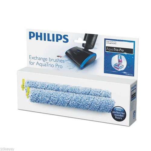 Philips Aquatrio FC8054/02 Replacement Brushes (Double Pack)