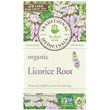Traditional Medicinals Organic Licorice Root, 20 tea bags