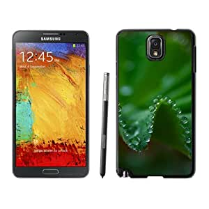 New Beautiful Custom Designed Cover Case For Samsung Galaxy Note 3 N900A N900V N900P N900T With Superb Water Drop Macro Phone Case