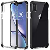 Vproof iPhone XR Case Transparent