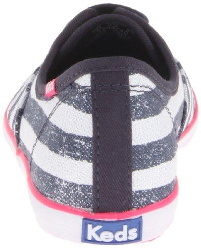 Keds kids CHAMPION K KY48740 Mädchen Sneaker Blau (NAVY MULTI)
