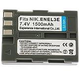 NIKONニコン  EN-EL3e対応互換バッテリー