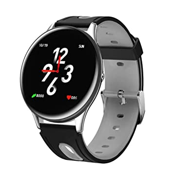 WLLIT Smart Watch,Pulsera Inteligente,Reloj Pulsera Inteligente ...