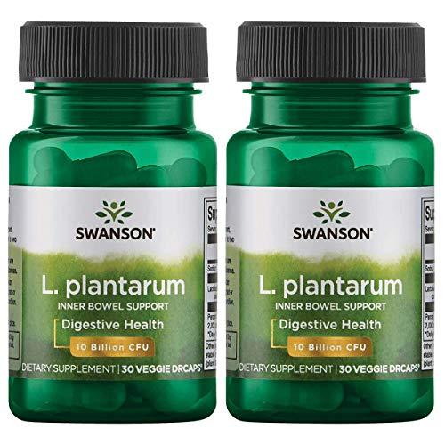 Swanson L. Plantarum Probiotics
