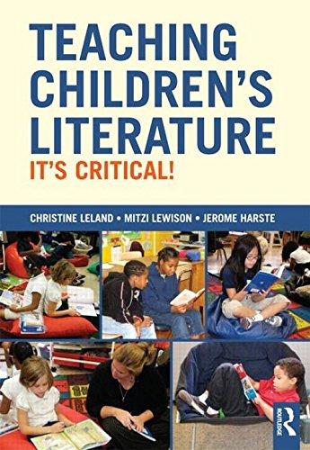 Teaching Children's Literature: It's Critical!