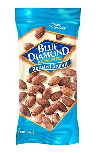 Blue Diamond Almonds, Roasted Salted, 4 oz, 12 Count by Blue Diamond Almonds (Image #4)