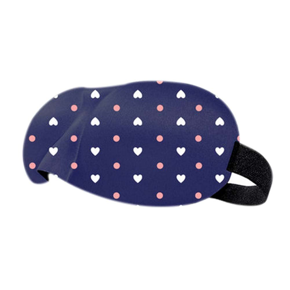 2 of Eye Masks for Natural Sleep Aid Patented Sleep Masks with Adjustable Straps