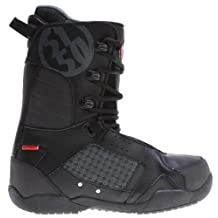 5150 Squadron Snowboard Boots Black Mens Sz 7 by 5150