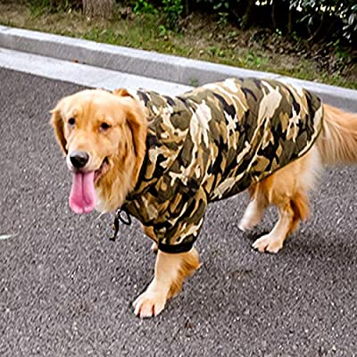 LOVEPET Ropa para Perros Ropa De Otoño E Invierno Perro Mediano Grande Labrador Samoyedo Golden Retriever Husky Abrigo De Perro Grande Ropa para Mascotas