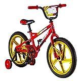 18'' Schwinn Mototrax Boy's Sidewalk Bike, Red