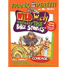 Wild & Wacky Storybook #3: Courage Story Of David & Goliath