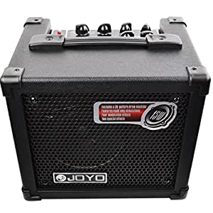 joyo dc 15 15w digital guitar amplifier with delay reverb effect 36 pattern drum. Black Bedroom Furniture Sets. Home Design Ideas