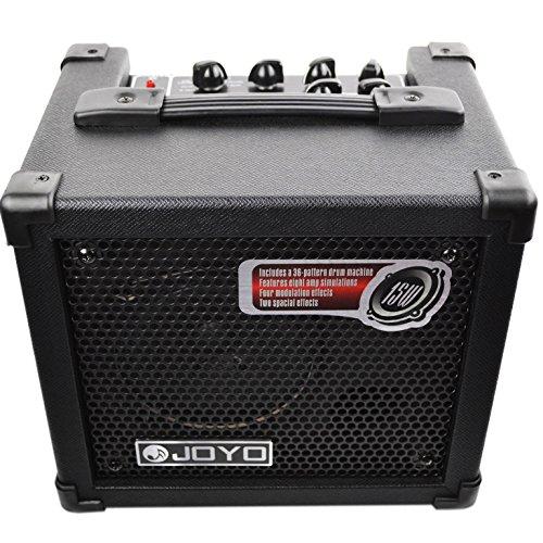 al Guitar Amplifier with Delay Reverb Effect 36 Pattern Drum ()