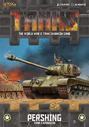 Tanks: US Pershing Tank Expansion