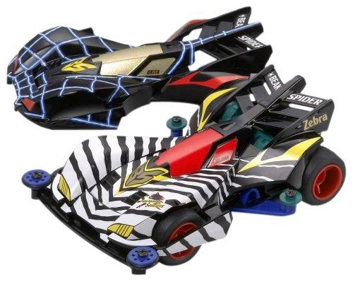 94649 JR Beak Spider Zebra Spec (japan import)