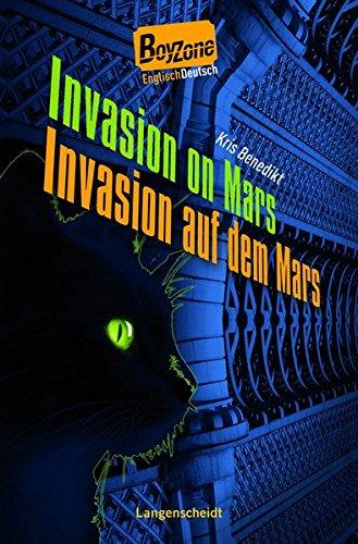 Invasion on Mars - Invasion auf dem Mars (Boy Zone)