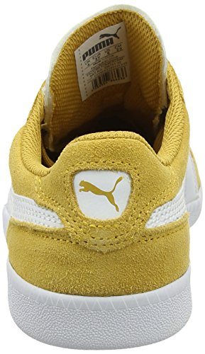 Puma honey White Mustard Mixte Sd Trainer Baskets Icra Jaune Basses Adulte puma rz4PHwr8n