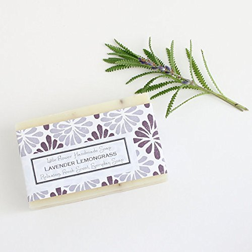 Set of 3 Handmade Natural Soaps, Essential Oil Soap Set