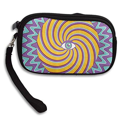 Purse Deluxe Bag Small Receiving Portable Third Eye Symbol Printing qRTTgw