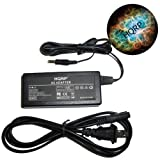 HQRP AC Adapter / Battery Charger / Power Supply Cord for Sony DVPFX820 / DVP-FX820 / DVPFX825 / DVP-FX825 Portable DVD / CD / MP3 Player Replacement + HQRP Coaster