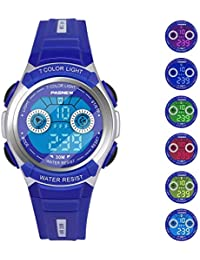 Boys Watches for Kids Sports Running Riding Swimming...