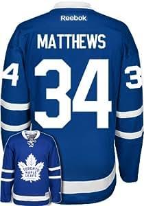 Auston Matthews New Toronto Maple Leafs NHL Home Reebok Premier Hockey Jersey