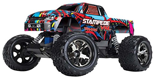 Traxxas 36076-3 Stampede VXL RTR Truck, (Traxxas Stampede Rtr)