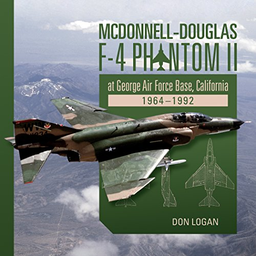 McDonnell-Douglas F-4 Phantom II at George Air Force for sale  Delivered anywhere in USA