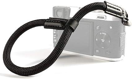 Original Sony Cámara Digital Compacta Correa Correa Para Muñeca-Reino Unido Envío rápido Silve