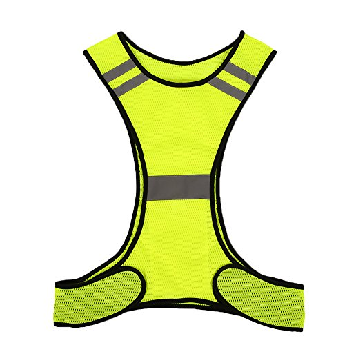 Mohawk Ski Hat - Xinzhi Reflective Vest -Reflective Vest for Running or Cycling