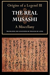 Amazon the real musashi the bushudenraiki origins of a legend the real musashi a miscellany origins of a legend iii volume 3 fandeluxe Image collections