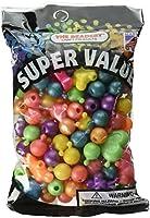 Pop Beads 12 & 25mm 113 Grams/Pkg-Pearl Multi
