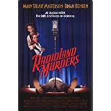 Radioland Murders POSTER Movie (27 x 40 Inches - 69cm x 102cm) (1994)