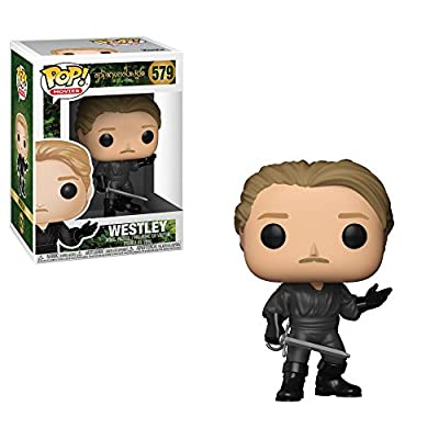 Funko POP! Movies: The Princess Bride - Westley (Styles May Vary): Funko Pop! Movies:: Toys & Games