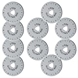 10-Pack Quilting Bee 45mm Rotary Cutter Refill / Replacement Blades (RB4510)