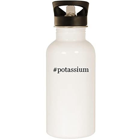 Amazon.com: #potasio – Botella de agua de acero inoxidable ...