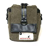 Besnfoto Professional mirrorless Camera waterproof Travel Bag 1007 Case khaki