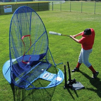 JUGS 5-Point Hitting Tee Package for Softball by Jugs