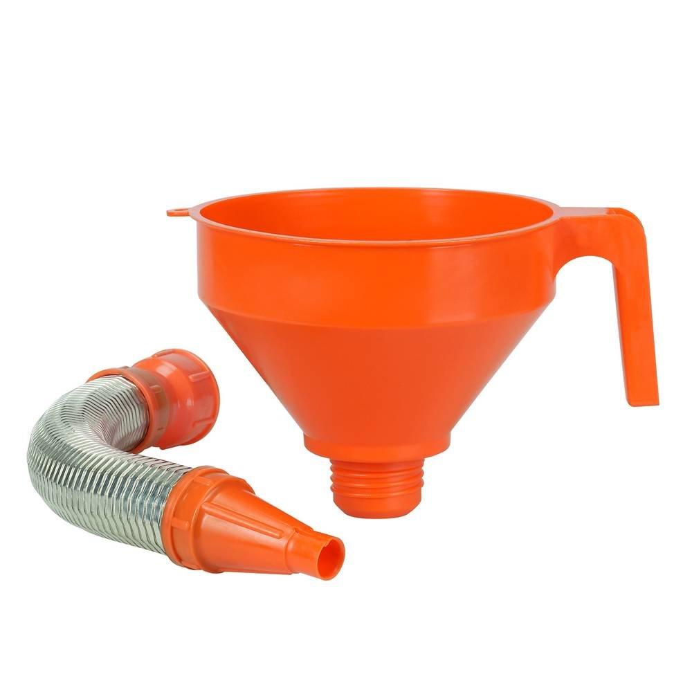 Pressol 02675 Imbuto con Becco Flessibile di Metallo Diametro 160 mm