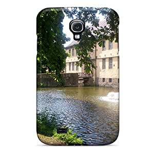 New Diy Design Struenkede Castle In Herne For Galaxy S4 Cases Comfortable For Lovers And Friends For Christmas Gifts