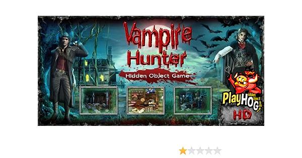 Amazon Com Vampire Hunter Hidden Object Games Mac Download Video Games
