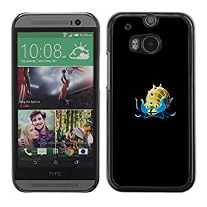 Stuss Case / Funda Carcasa protectora - Omanyte P0kemon - HTC One M8