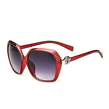 O-C - Lunette de soleil - Femme Red1  Amazon.fr  Vêtements et accessoires 948709085c6a