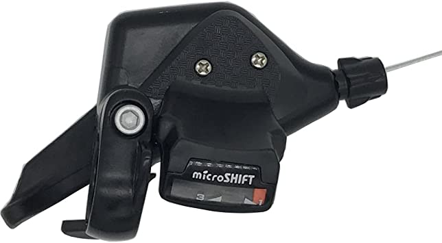 microSHIFT TS70-9 1-9 Speed Right Side Thumb-tap Bicycle Shift Lever For Shimano