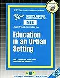 Education in an Urban Setting 9780837384412