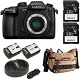 Panasonic GH5 Lumix 4K Mirrorless Camera Bundles (w/ 32GB x2 R/300 Bundle)
