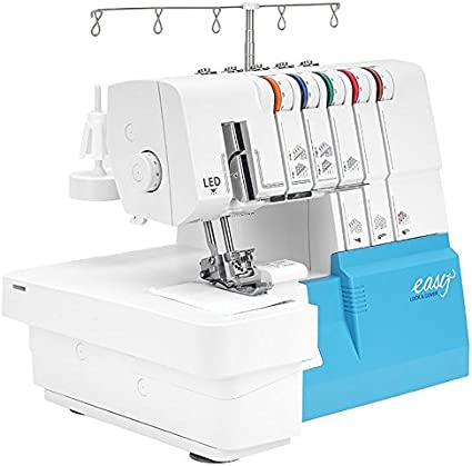 Easy Lock and Cover, Cover Lock Máquina de + Overlock – Máquina de ...