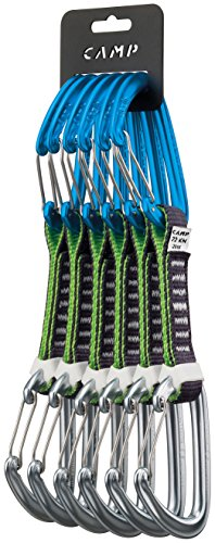 Camp USA Orbit Wire Express KS Quickdraws, 6- One Color One Size