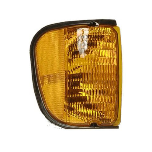 (2004-2007 Ford Econoline Van E-Series E150 E250 E350 E450 Super Duty Club Wagon Park Corner Light Turn Signal Marker Lamp Right Passenger Side (2004 04 2005 05 2006 06 2007 07))